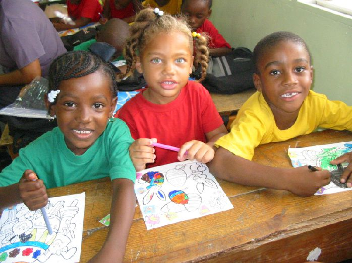 Bequia Mission