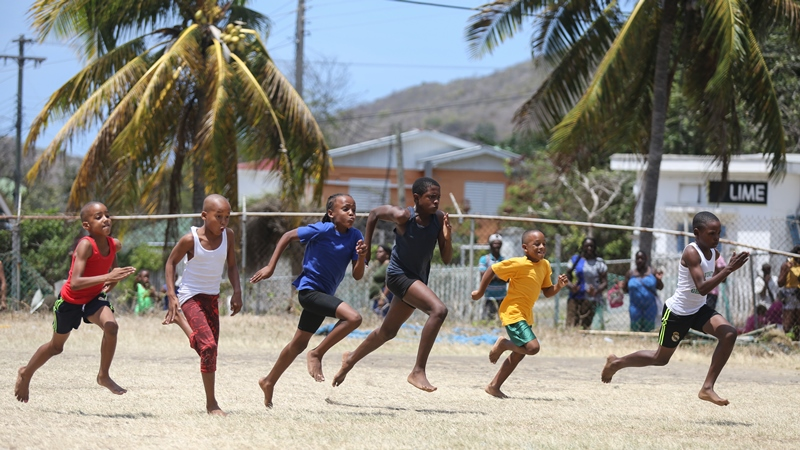 Rotary Bequia Interschool Sports Day