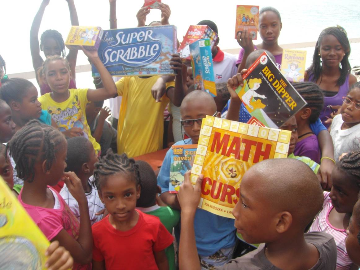 Bequia Youth Reading Club